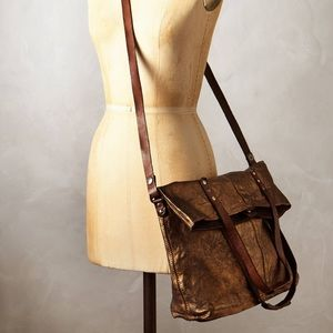 Anthropologie Campomaggi Tote MADE IN ITALY 🇮🇹